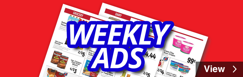 View Weekly Ads